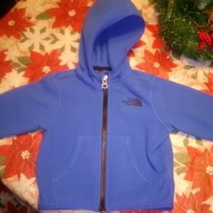 Toddler The North Face fleece